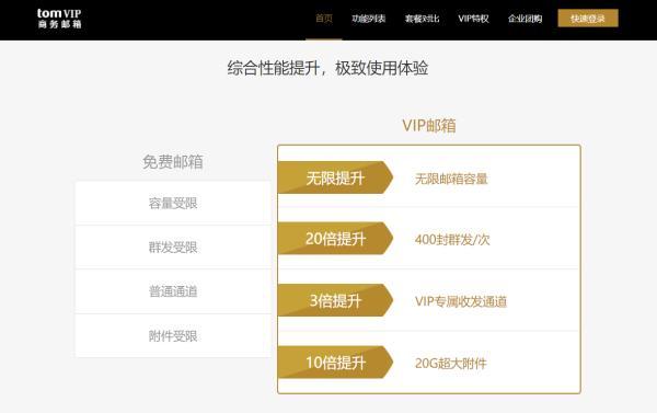 VIP邮箱地址怎么注册?VIP邮箱注册申请流程