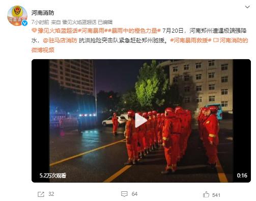 郑州遭遇千年以来特大暴雨,致市区12人死亡,这些安全防护小常识一定要记得