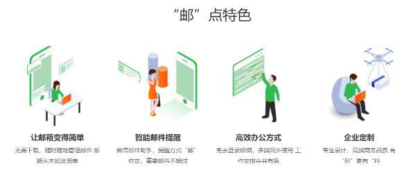 中国十大邮箱排名、注册邮箱这个品牌更安心!
