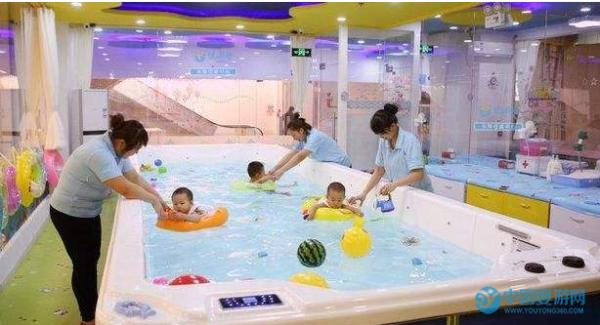 婴儿游泳馆和母婴店合作,让效益翻倍