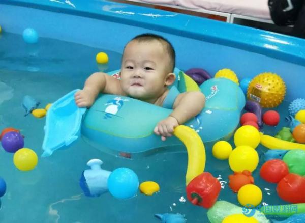 婴儿游泳馆微信公众号怎么做2