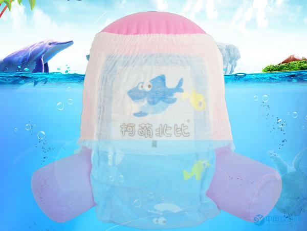 婴儿游泳防水纸尿裤可以用几次?