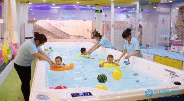 婴儿游泳馆微信宣传广告,这样做宣传效果更好