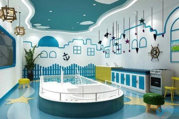 婴儿游泳馆如何赢得良好的业界口碑
