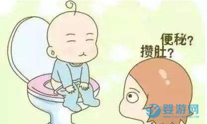 宝宝是便秘还是攒肚?可以这样区分!