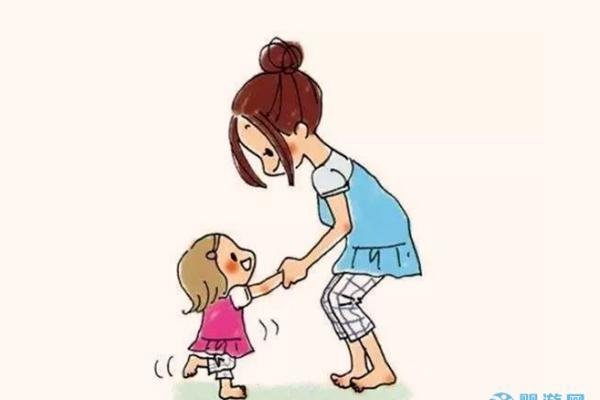 为什么宝宝走路不稳、易摔倒、笨手笨脚,真的是缺钙