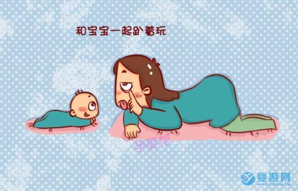 宝宝喜欢趴着就是肠胃不好?具体原因有哪些
