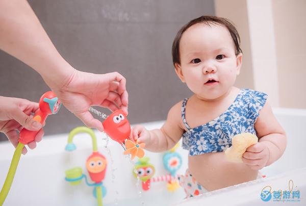 这几件有趣的产品,让宝宝爱上洗澡