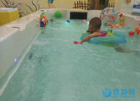 想明白家长为什么带宝宝去游泳,店铺生意才会好