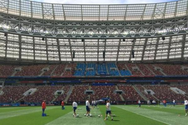2018世界杯首战 俄罗斯vs沙特