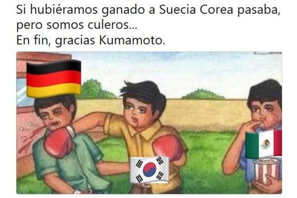 墨西哥球迷谢韩国 什么情况?