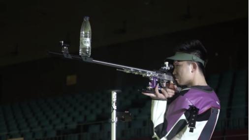 亚运会开幕国家队再次出征,探访运动员赛前积极备战
