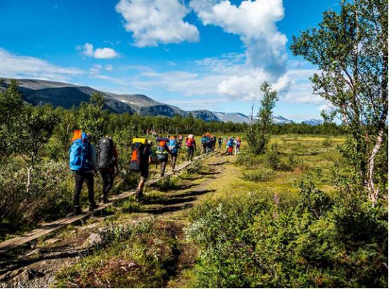 2018 Fjallraven Classic 110公里探险 用脚步丈量最美的极圈穿越之路