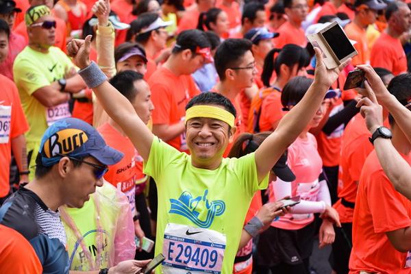 """京东体育成上海国际马拉松独家电商合作伙伴 深度合作助力""""双金""""赛事"""