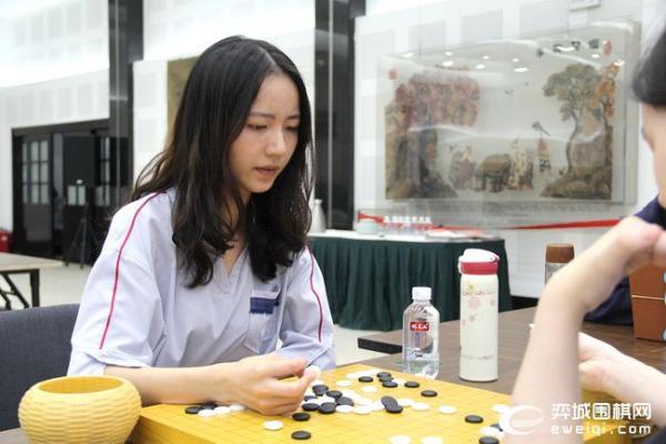 建桥杯於之莹胜刘慧玲 王晨星高星蔡碧涵晋级半决赛