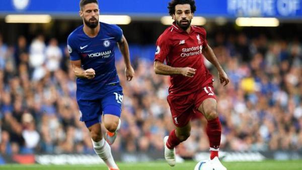 阿扎尔破门斯图绝杀扳平,利物浦1-1战平切尔西