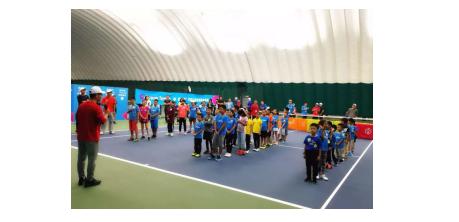 2018尤尼克斯杯齐动力会员网球冠军赛圆满落幕