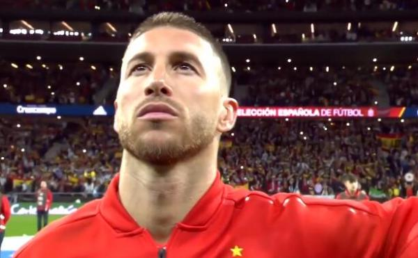 15球!拉莫斯居欧洲后卫国家队进球榜次席