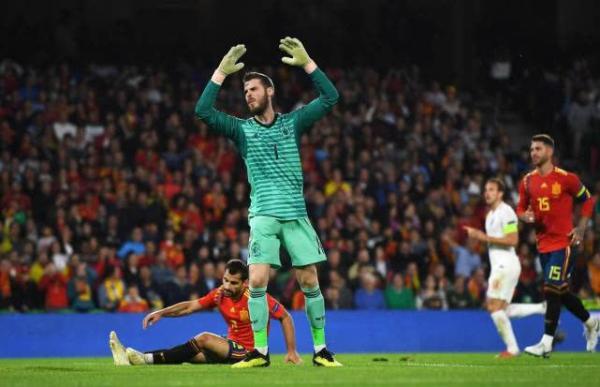 传控死在反击手上!西班牙射门23比5竟输了 憾失2大纪录