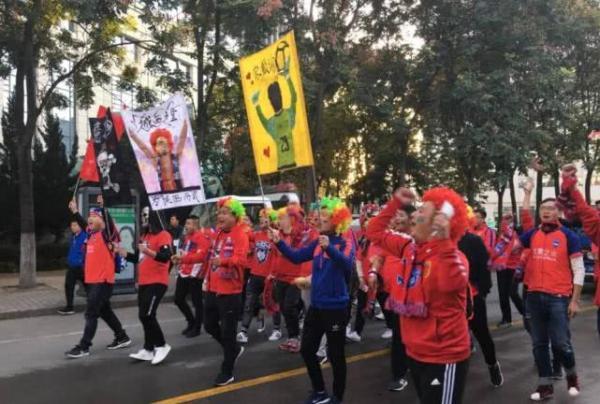 中乙半决赛观众或超五万人 陕西球迷刷爆朋友圈