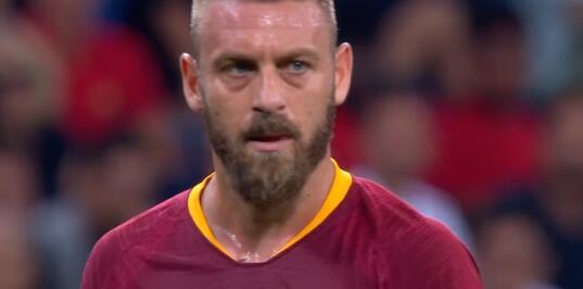 罗马本赛季表现不达标 我们必须像今晚这样踢