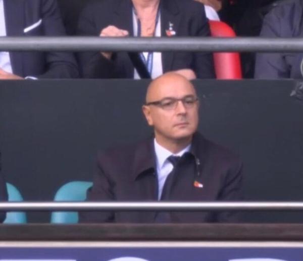 天空:热刺主席坚决反对英足总出售温布利球场