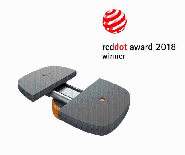 """以开创性设计引领健身器材发展 美国诺德士荣获""""红点奖"""""""