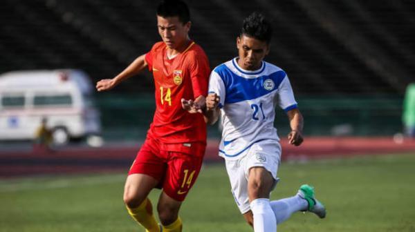 亚足联评U19亚青赛五大新星:中国队陶强龙入围