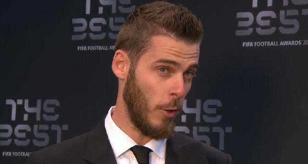 德赫亚:很高兴入选年度最佳阵容,我想帮曼联赢得奖杯