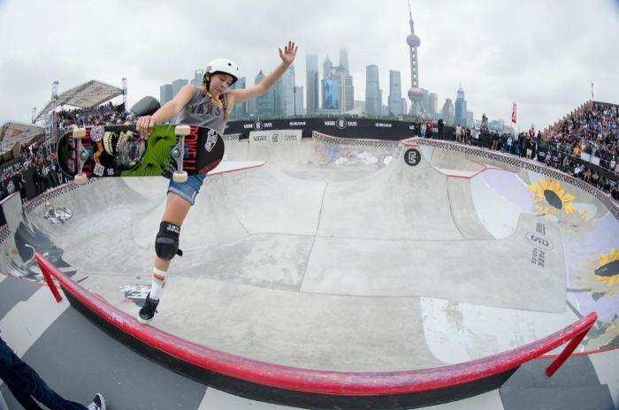 10月27日,2018 年度 Vans 职业公园滑板赛总决赛将于中国打响