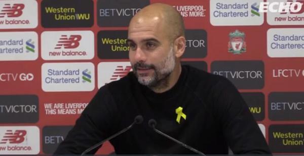 瓜帅:利物浦是足坛攻防转换最出色球队