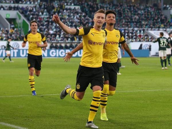 德甲 多特1-0客胜狼堡连续15场不败