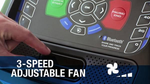6.5折搞定美国高端品牌诺德士智能椭圆机,全家健身不伤膝!