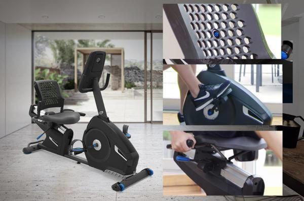 你的努力,我都懂!诺德士R626卧式单车,一款懂你的健身车
