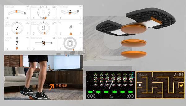 健身就要有趣又有料,酷动平衡板&拉伸板,核心训练不可错过!