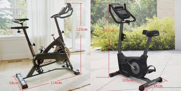 对自己狠一点,成功就会稳一点,十字星健身车骑向幸福好生活!