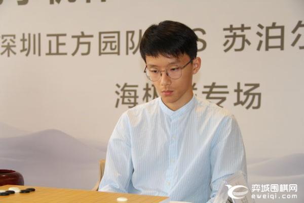 深圳正方园队主场迎战苏泊尔 主将战申旻埈VS谢科