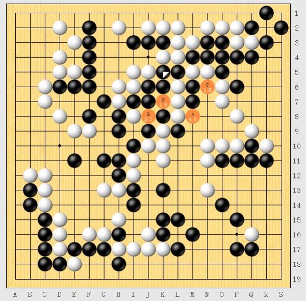 备战围甲范胤连战韩国棋手 对阵元晟溱两扳定胜负