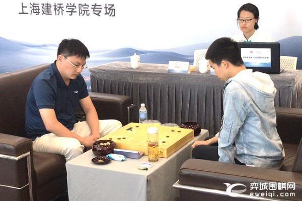 辜梓豪屠晓宇建功 江西四特酒队客场2比2战平上海
