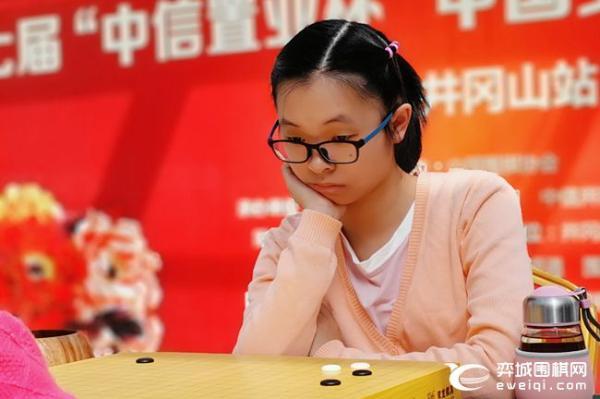 女子围甲第13轮补赛战罢 於之莹胜李赫 帮助江苏重登榜首