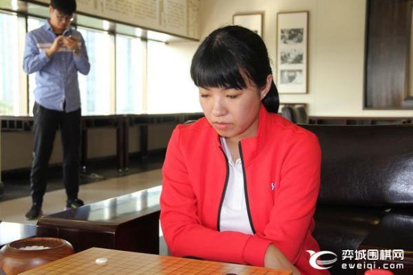 女甲第16轮杭州队主场战江苏 天才少女再战於之莹