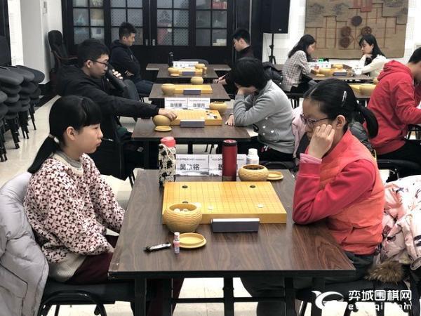 第5届棋圣战预选首轮吴依铭等晋级 23日正式开幕