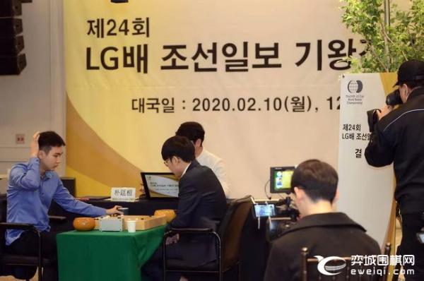 正直播LG杯决赛第二局 陈玉侬讲解申真谞VS朴廷桓