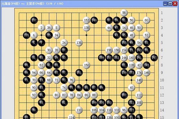 元晟溱连战中国棋手5胜1负 伊凌涛正面硬刚退强敌