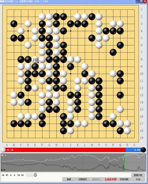 第24届新人王决赛上海开战 屠晓宇胜王星昊先声夺人