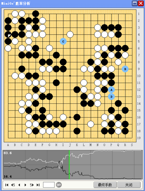 朴廷桓胜谢尔豪取四连胜 22日柯洁朴廷桓终极对决