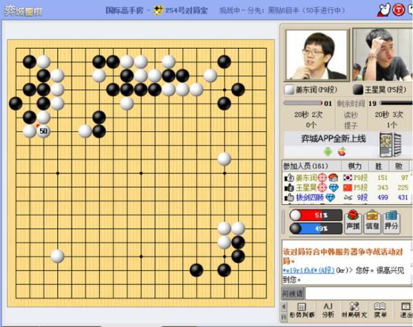东润欧巴老姜更辣反杀成功 中国小将王星昊尚须努力
