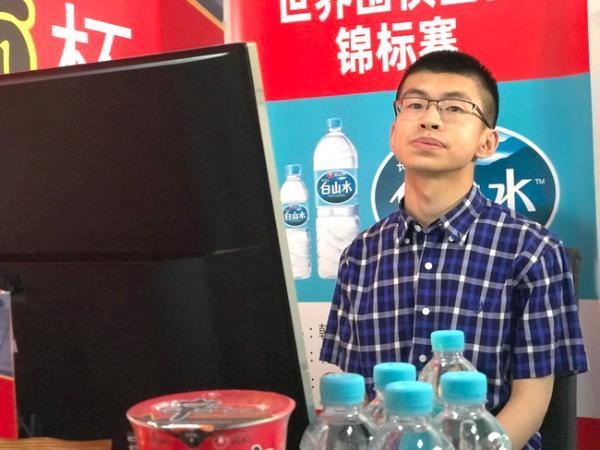 农心杯第十二场 范廷钰执黑对阵韩国队主将朴廷桓