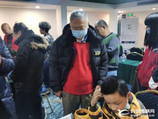 晚报杯2020北京业余锦标赛鸣金 赵亦康获个人冠军