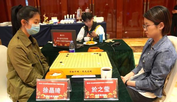 女甲第6轮於之莹达成六连胜 江苏致远队升至第一